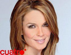 Carme Chaparro se despide muy emocionada de 'Informativos Telecinco' antes de presentar 'Noticias Cuatro 1'