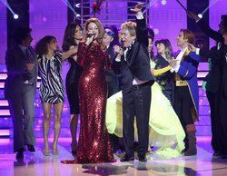 Esther Arroyo y Juan Muñoz se llevan la victoria en el concierto de Año Nuevo de 'Tu Cara Me Suena'