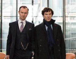 Un parto, un nuevo villano y una muerte inesperada en el estreno de la cuarta temporada de 'Sherlock'