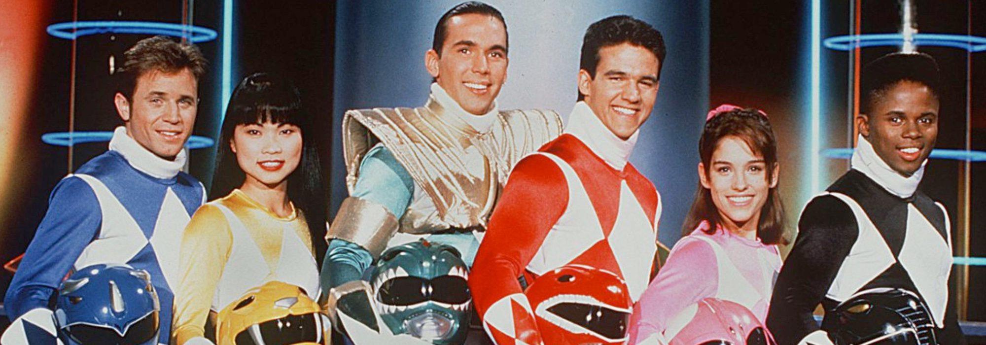 De la serie al reboot: Así han cambiado los personajes de 'Power Rangers'
