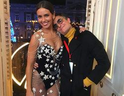 El estilista encargado del controvertido vestido de Pedroche aclara el porqué de las estrellas