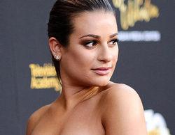 Lea Michele da la bienvenida al 2017 publicando una fotografía de sí misma completamente desnuda