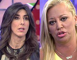 """Paz Padilla se enzarza con Belén Esteban: """"Tiene la gracia en el culo"""""""