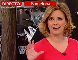 Críticas a 'La mañana de TVE' por un reportaje sobre la empresa Desokupa