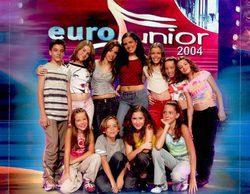Así han cambiado los niños de 'Eurojunior'