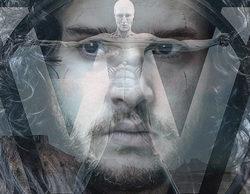 Un fan convierte a Jon Snow en un androide en este crossover entre 'Westworld' y 'Juego de Tronos'