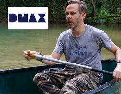 DMAX estrena la nueva temporada de 'Buscando bichos con Dominic Monaghan'