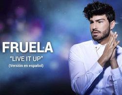 """Fruela, candidato a 'Objetivo Eurovision', decide cantar su canción """"Live it up"""" en español"""