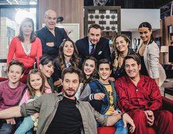 Finaliza el rodaje de 'iFamily', la nueva comedia familiar de RTVE