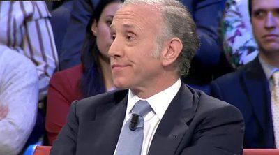 Juan Torres, invitado a 'laSexta noche', abandona el plató tras las acusaciones de Eduardo Inda