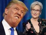 Donald Trump responde a Meryl Streep tras su discurso en los Globos de Oro 2017