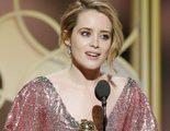 """Reacciones a los Globos de Oro: """"Muy merecido el Golden Globe para 'The Crown' y Claire Foy"""""""