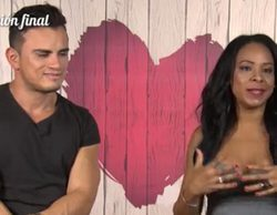 """El retorno de los """"ex"""" en 'First Dates': Diego confiesa tener novia y Toni vuelve con su ex tras la cita"""