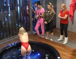 Daniela Blume inaugura el jacuzzi de la casa de 'Gran Hermano VIP 5'