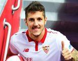 Stevan Jovetic, el nuevo fichaje del Sevilla C.F., aprendió castellano con 'Los Serrano'