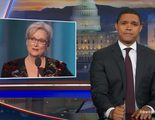"""Trevor Noah, el presentador al que no le gustó del todo el discurso de Meryl Streep: """"No tuvo sensibilidad"""""""