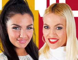 'GH VIP 5': Daniela Blume y Elettra Lamborghini se dan su primer beso