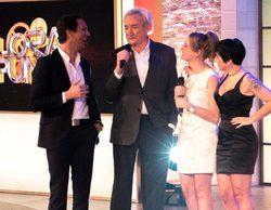 El estreno de Javier Cárdenas como productor de 'Hora punta' supera a 'First Dates' y 'El intermedio'