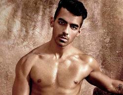 Joe Jonas se desnuda para la nueva campaña de Guess