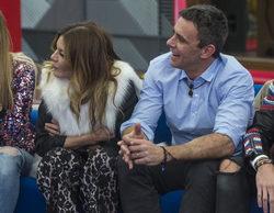 """Alonso Caparrós, a Ivonne Reyes en 'GH VIP 5': """"La de veces que me la he zurrado viéndote en revistas"""""""