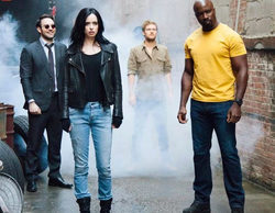 'The Defenders': Primer vistazo del encuentro entre Luke Cage, Jessica Jones, Iron Fist y Daredevil