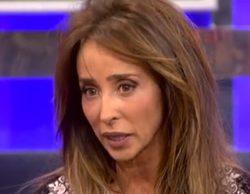 'Sálvame Deluxe': María Patiño agradece el apoyo recibido tras la muerte de su padre