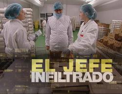 'El jefe infiltrado' estrena nueva temporada el jueves 19 de enero en laSexta