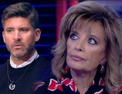 La pullita de Mª Teresa Campos a Toño Sanchís durante su visita a 'GH VIP 5'