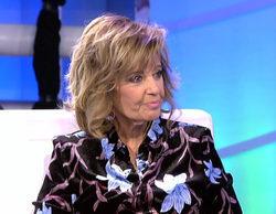 """Mª Teresa Campos en '¡Qué tiempo tan feliz!': """"No quería irme de Telecinco"""""""