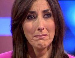 """Paz Padilla, podría estar a pocos días de abandonar 'Sálvame': """"Buscan hundirme"""""""