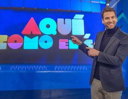 'Aquí, como en casa', presentado por Miguel de Miguel, se estrena el próximo 20 de enero en Canal Sur