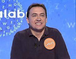 """Carlos Adán gana el bote de 'Pasapalabra': """"Me daría morbillo participar en 'Saber y ganar'"""""""
