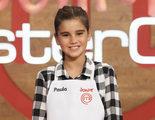 Paula es la ganadora de 'MasterChef Junior' 4