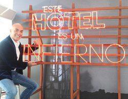 'Este hotel es un infierno': Kike Sarasola sale al rescate de hoteleros en problemas en DMAX