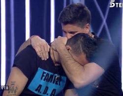 Toño Sanchís ('GH VIP 5') se rompe al hablar del desahucio que sufrió Tutto Durán