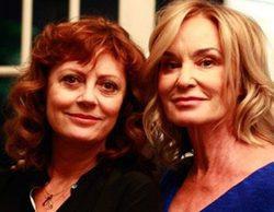 'Feud': Se desvela la primera imagen de Susan Sarandon y Jessica Lange en la nueva serie de Ryan Murphy