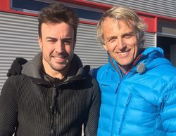 Fernando Alonso subirá a la Peña Ubiña con Jesús Calleja en 'Planeta Calleja'