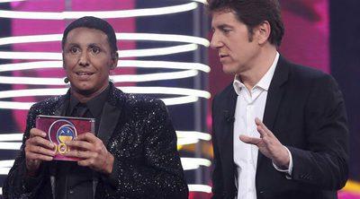 Canco Rodríguez es el ganador de la gala 12 de 'Tu cara me suena'