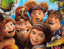 """La película """"Los Croods"""", en Divinity, es lo más visto del día con un fantástico 4,1%"""