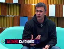 Alonso Caparrós ('GH VIP 5') se derrumba tras la lección de humildad de Emma Ozores