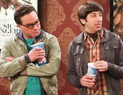'Big Bang' (4,6%) triunfa en Neox con cuatro de sus capítulos entre lo más visto