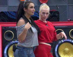 """'GH VIP 5': Daniela, harta de su tira y afloja con Elettra: """"A mí el rollo de vender humo, no"""""""