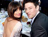 Lea Michele ('Glee') recuerda a su pareja fallecida Cory Monteith con una emotiva fotografía