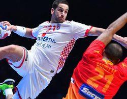 El balonmano lidera gracias al España-Croacia en Teledeporte (4%)