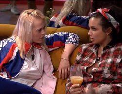 "'GH VIP 5': Elettra aclara su relación con Daniela: ""Siempre he estado de broma, pero no intenté nada contigo"""