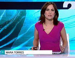 'La 2 Noticias' renueva sintonía, grafismos y plató y el 'Telediario' cambia su apertura