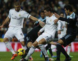 El partido de la Copa del Rey entre el Celta Vigo - Real Madrid lidera con un 22,7% en GOL