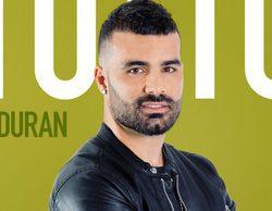 'GH VIP 5': Tutto Durán lanza su primer single tras convertirse en el segundo expulsado del reality