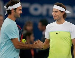 DMAX emite la final del Open de Australia entre Nadal y Federer