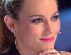'Got Talent España': Edurne se emociona con la actuación de Cristina en lenguaje de signos